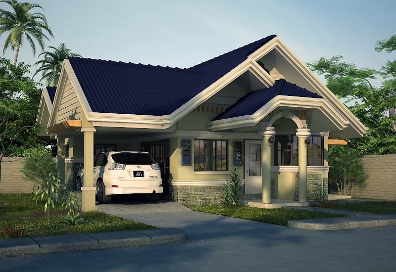 Exclusive 3 Story Bungalow 9: One Storey / Bungalow Design And Concept 3