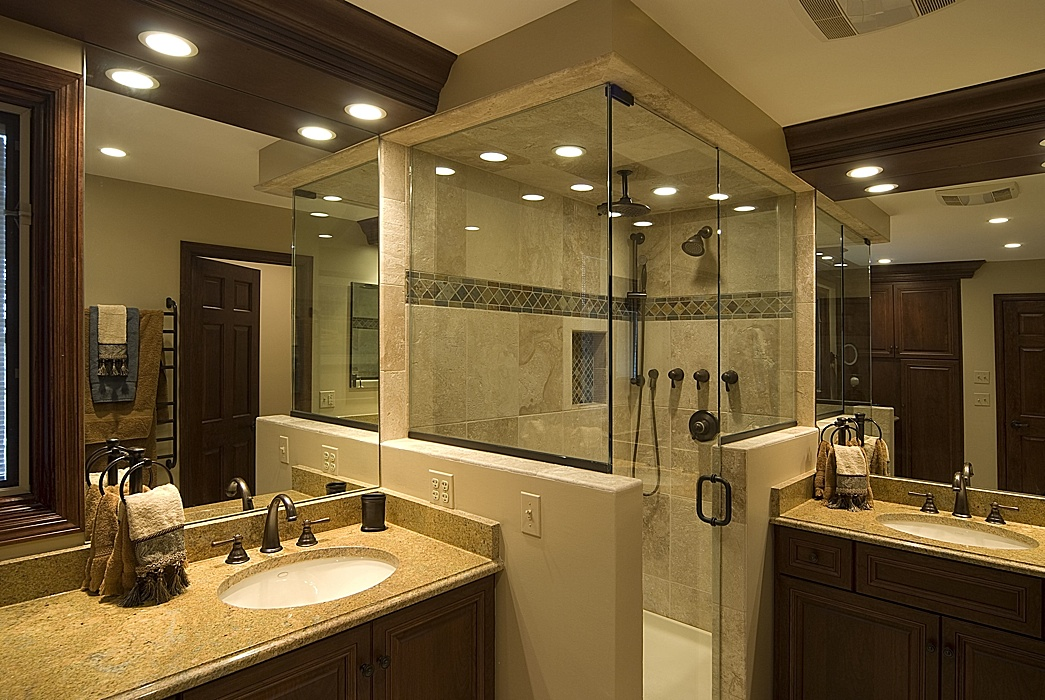 Bathroom Design Ideas: Master Bathroom Ideas
