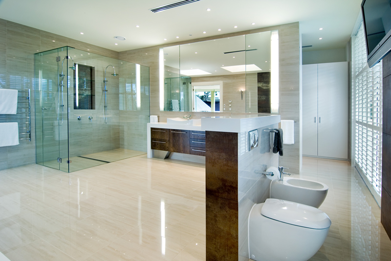 Master bathroom ideas eae builders for Bathroom design ideas pictures