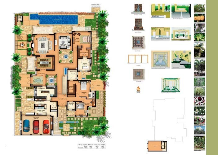 Design Floor Plans 3d luxury floor plans design for residential home Interior Design Plans