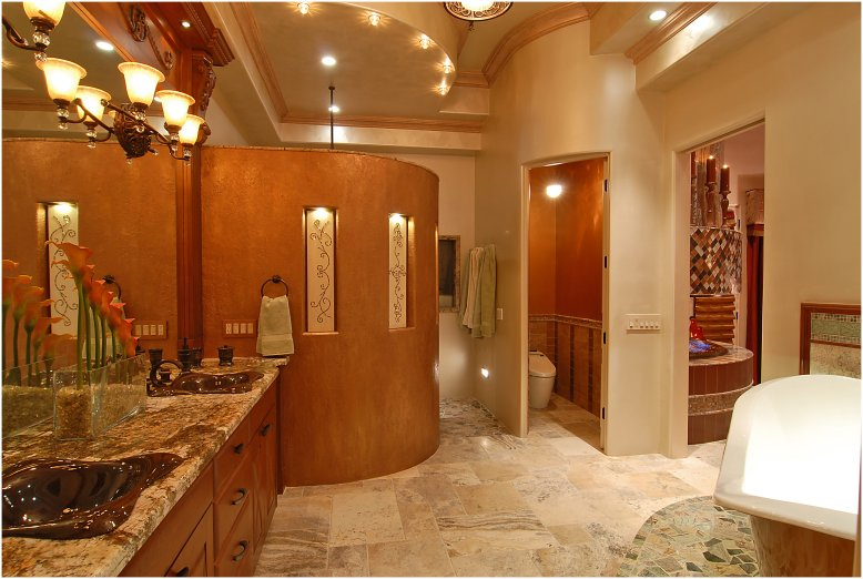 master bathroom ideas gallery - Master Bathrooms Designs