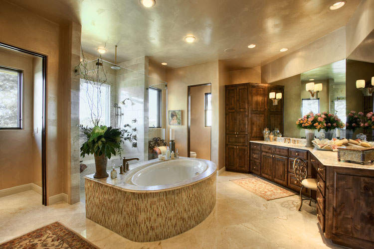 Master Bathroom Ideas - EAE Builders on